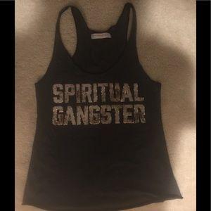 Spiritual Gangster tank